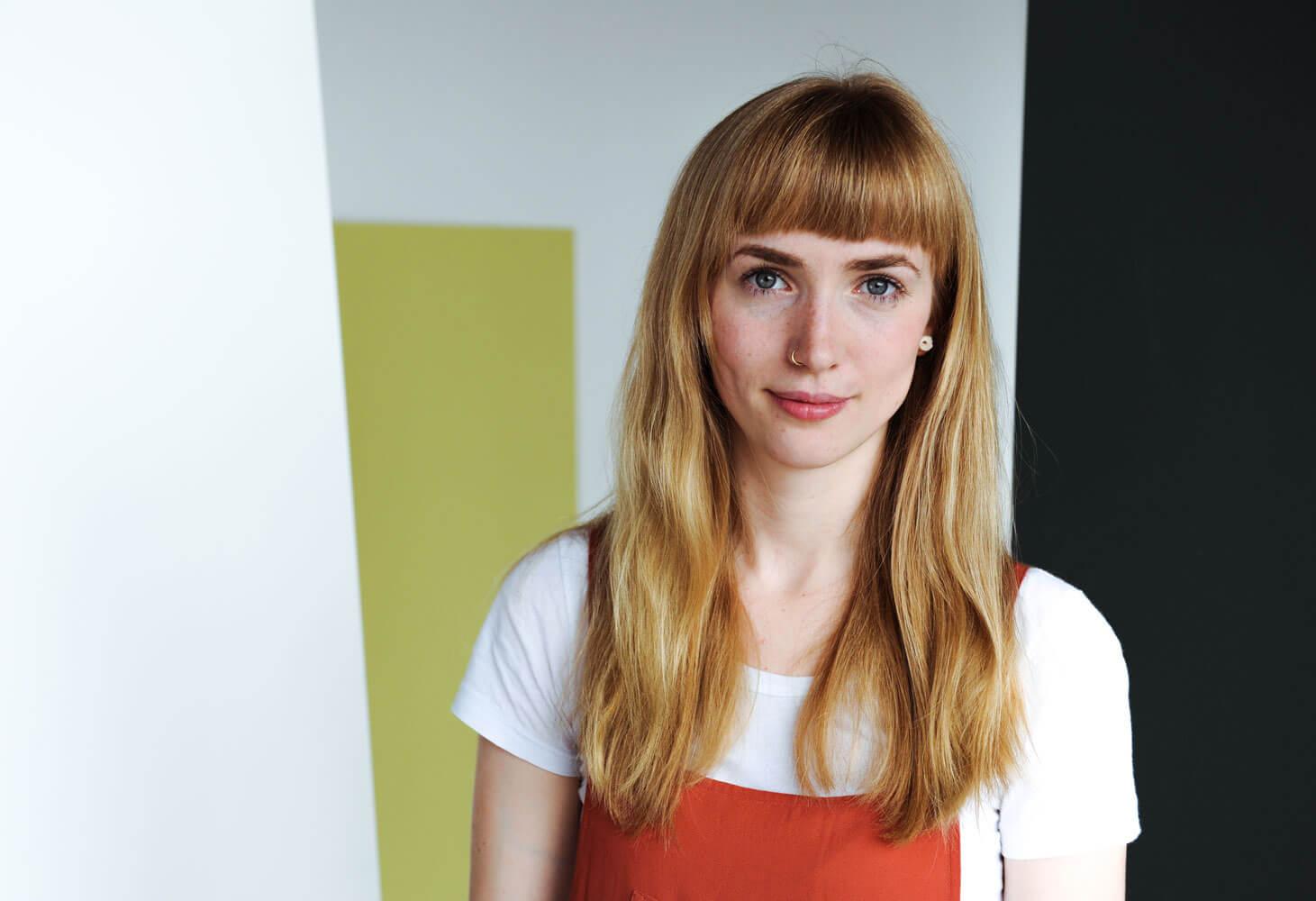 Portrait photo of Clara Keseberg