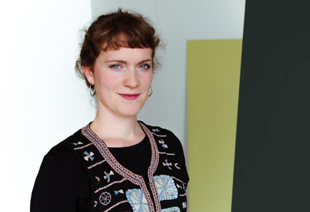 Portrait photo of Martina Del Ben